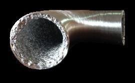 TUBO ALUMINIO 10 M. - 102 MM