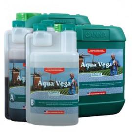 AQUA VEGA A+B   1 L. - CANNA (10 uds/ caja)